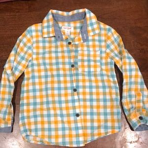 Other - Kids button down top!!
